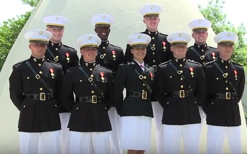 Faces of NROTC